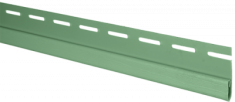 "Планка ""финишная"" фисташковая Т-14  -  3,66м"